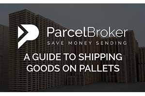 """A Guide To Shipping Goods On Pallets - ParcelBroker"