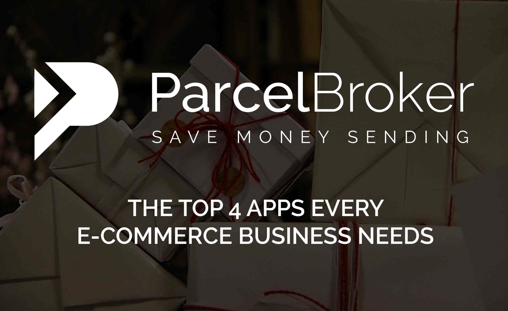 """3 great tips on creating an awesome eCommerce app - ParcelBroker Blog"