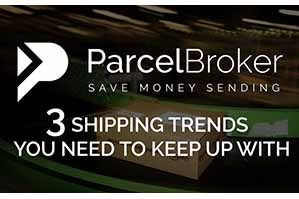 """Three Shipping Trends You Need To Keep Up With - ParcelBroker Blog"