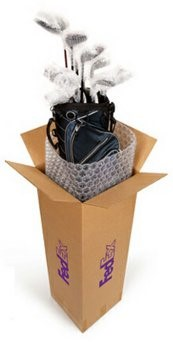 Packaging for golf clubs