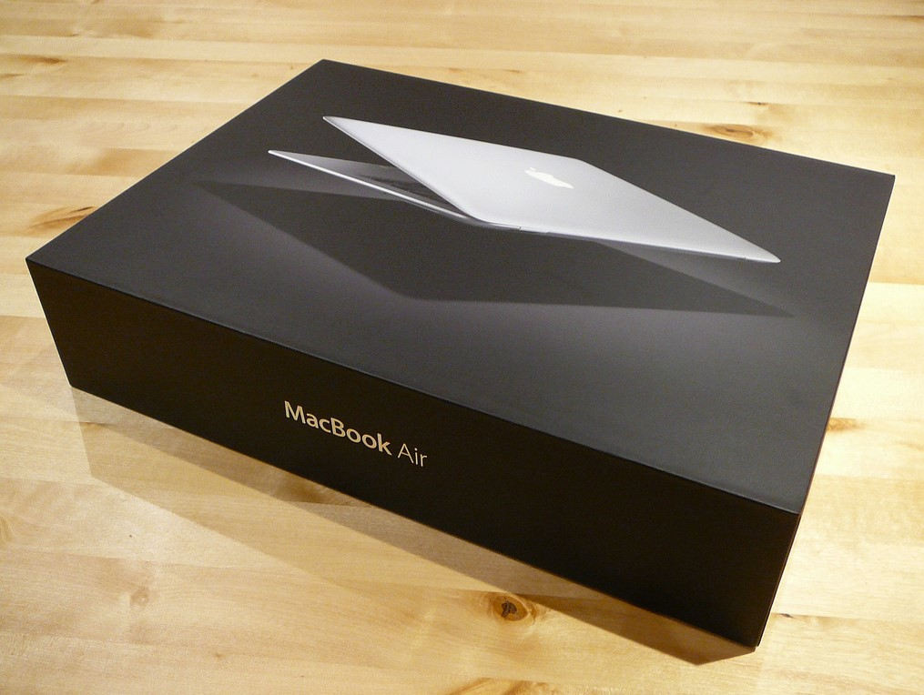 Macbook Air Boxed