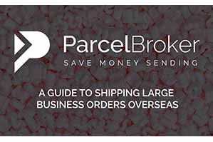 """A Guide to Shipping Large Business Orders Overseas - ParcelBroker Blog"