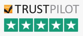 Trustpilot Logo with 5 stars